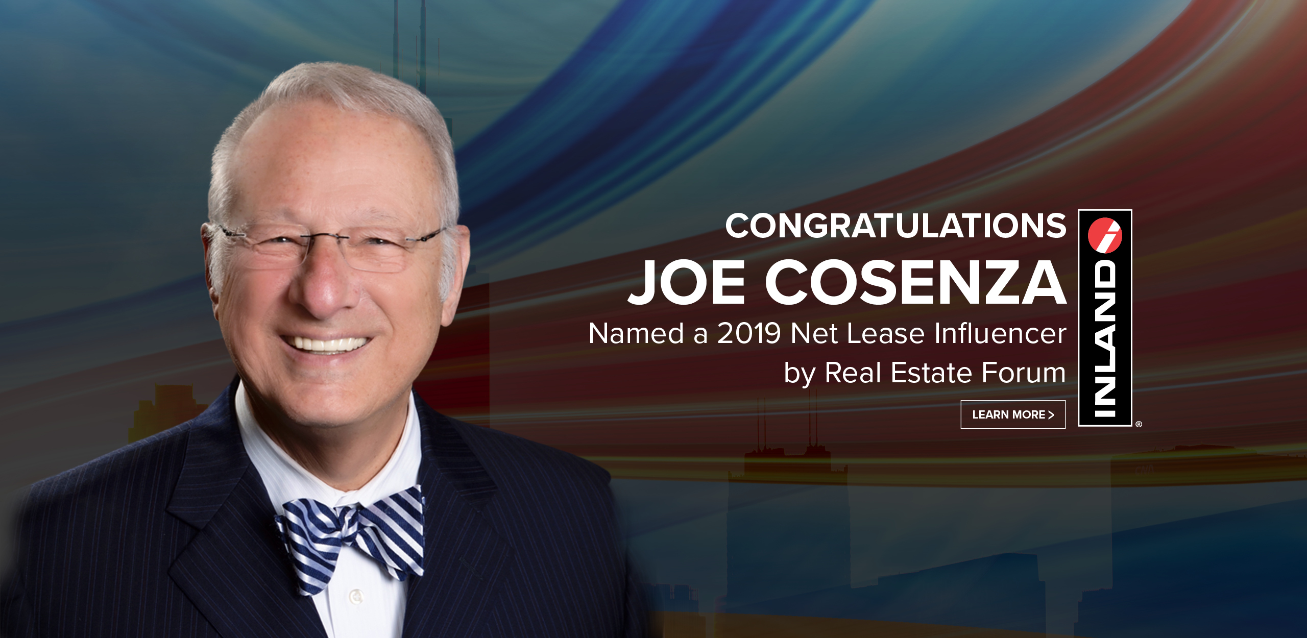 Joe Cosenza REForum Net Lease Influencer