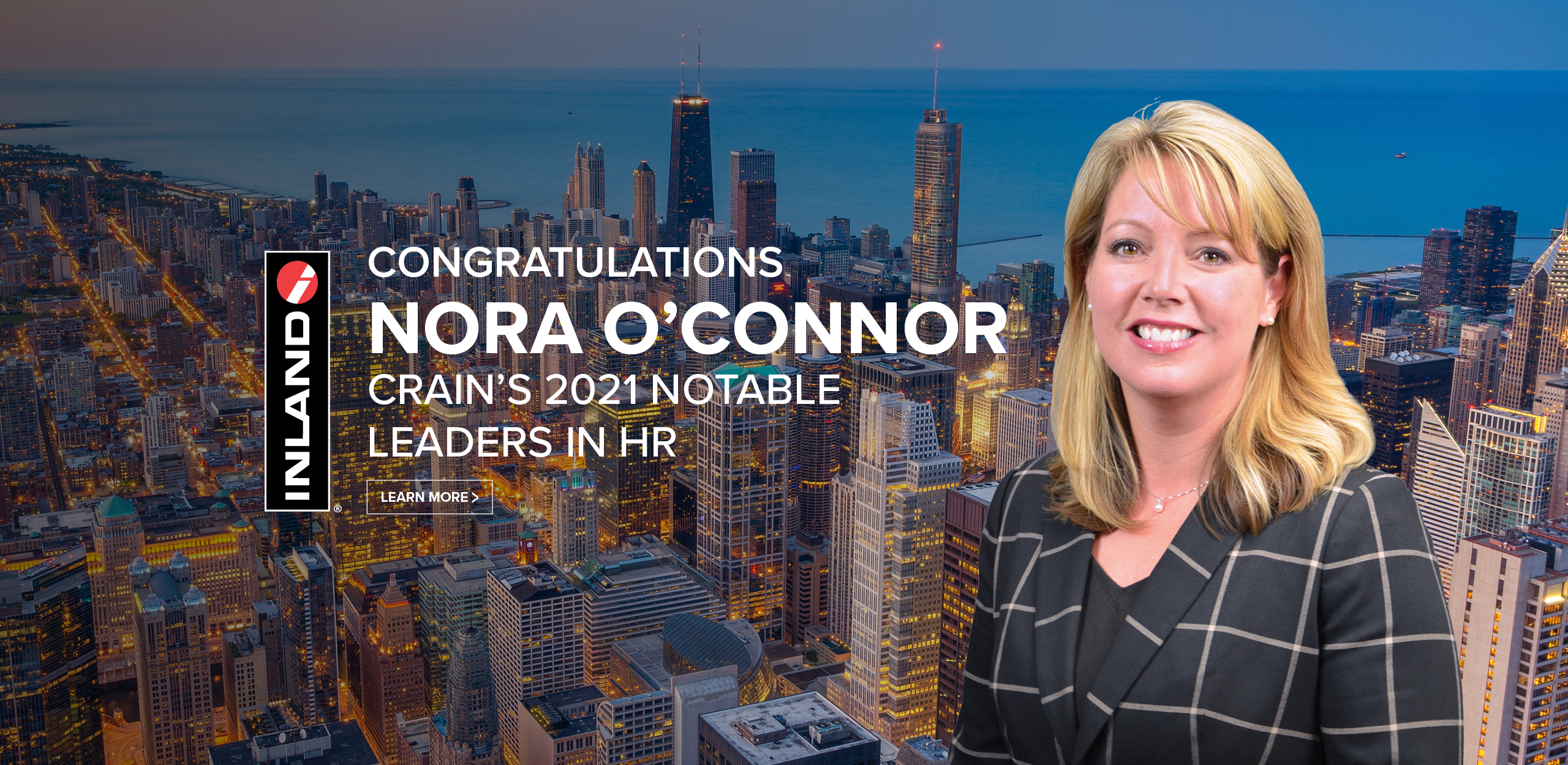 Nora O'Connor Crain's Notable Leaders in HR