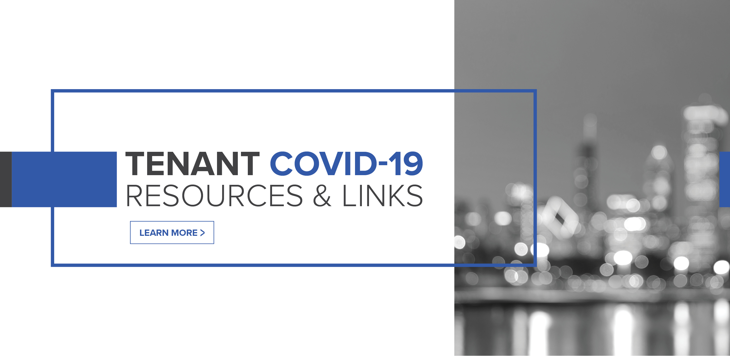 Inland COVID-19 Tenant Resources