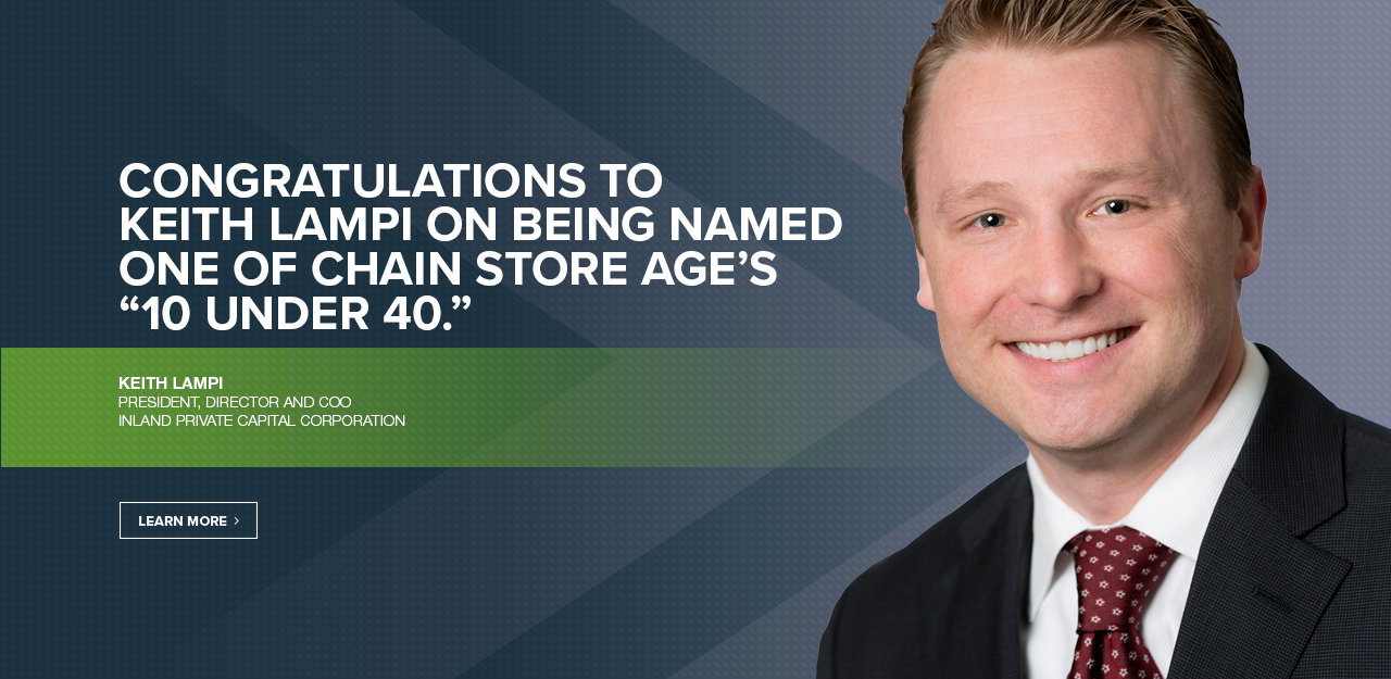 Keith Lampi - CSA 10 Under 40