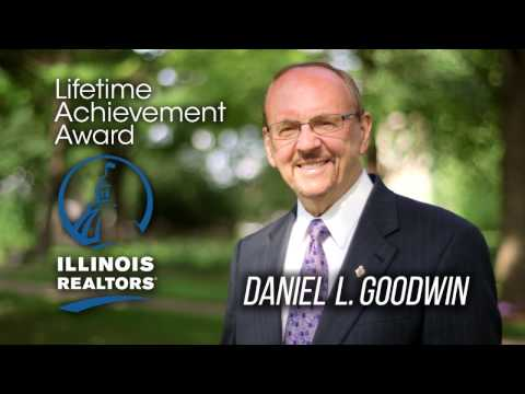 Video of Dan Goodwin Lifetime Achievement Award - Illinois REALTORS®